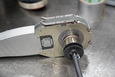 ポリスード自動溶接機