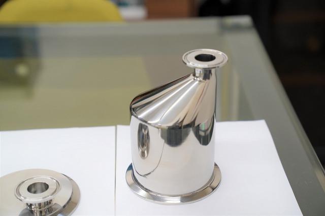 サニタリー配管 ステンレス配管 単品製作