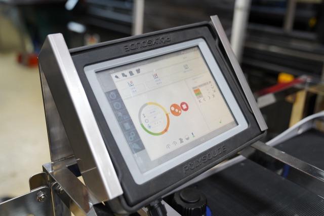 サニタリー配管製作 テクノファーム 大阪 ポリスード自動溶接機