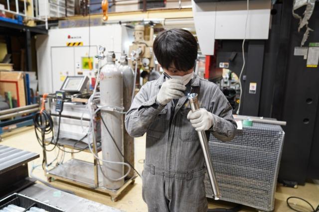 サニタリー配管製作 テクノファーム 大阪