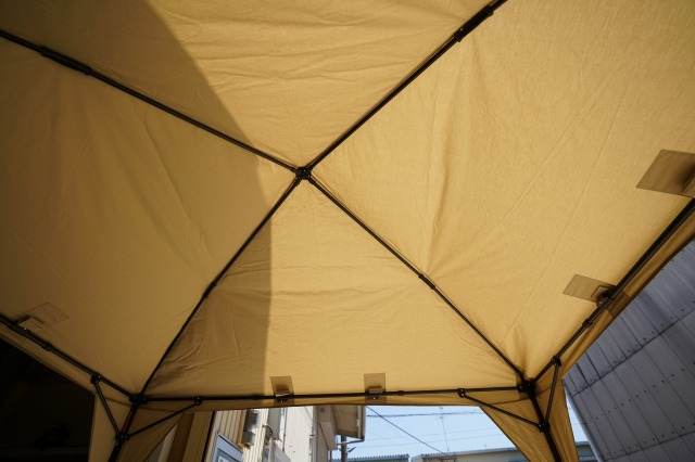 鎌倉天幕CAMP CUSTOM 260TC